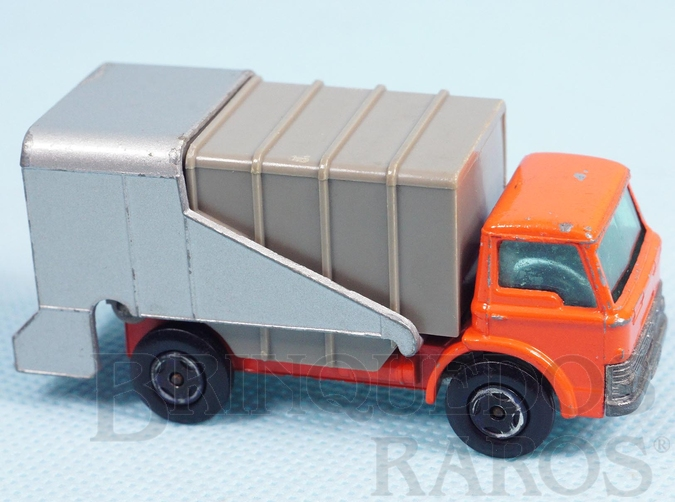 Brinquedo antigo Refuse Truck Superfast Transitional Weels