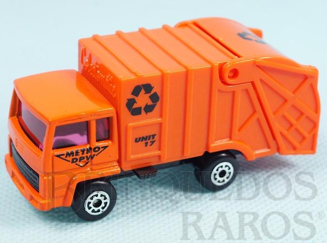 Brinquedo antigo Refuse Truck Superfast Década de 1990
