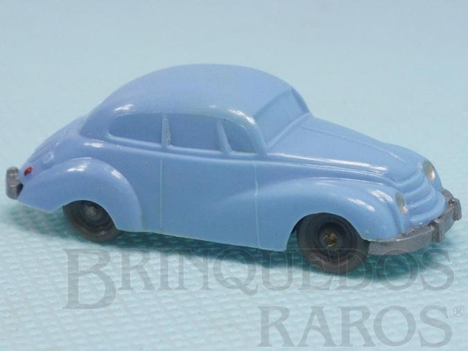 Brinquedo antigo DKW Sedam Janelas Sólidas Década de 1950