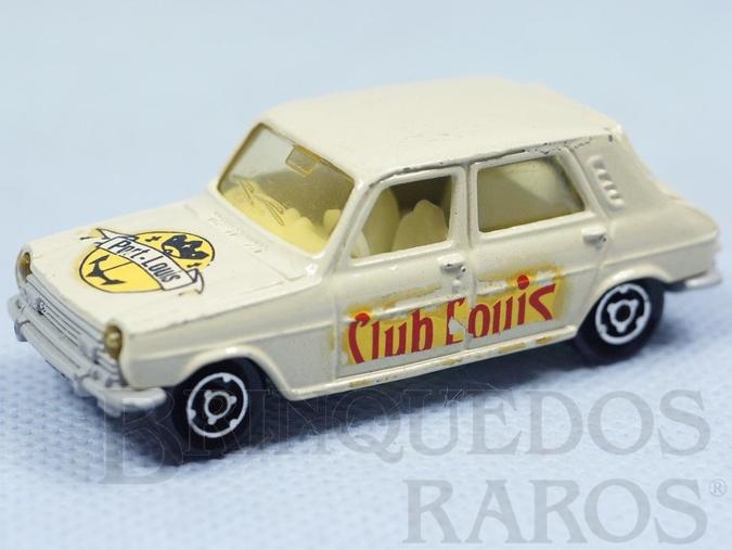 Brinquedo antigo Simca 1100 TI Club Louis Década de 1980