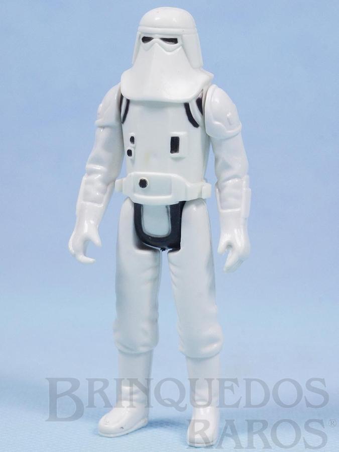 Brinquedo antigo Stormtrooper Guerreiro Imperial Star Wars Lucas Film perfeito estado Década de 1980