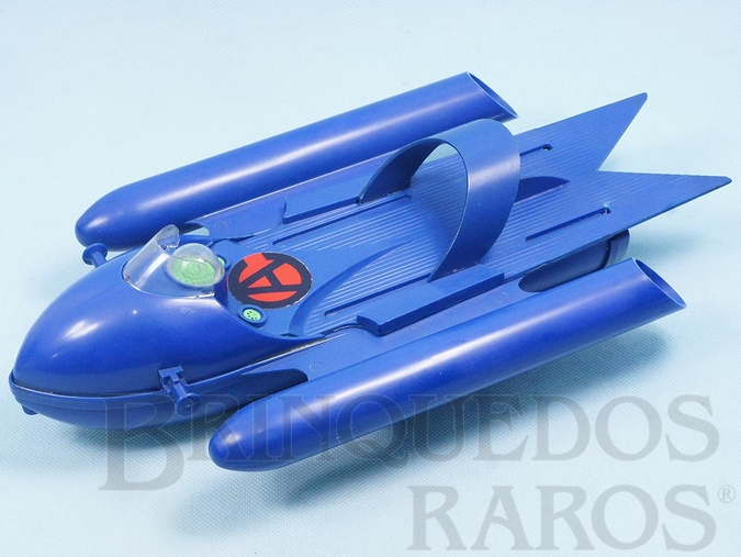Brinquedo antigo Submarino Nautilus Aventura A Perseguição do Monstro Marinho Ano 1979
