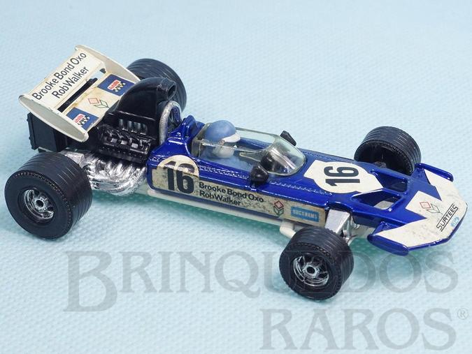 Brinquedo antigo Surtees T.S.9 formula 1 Década de 1970