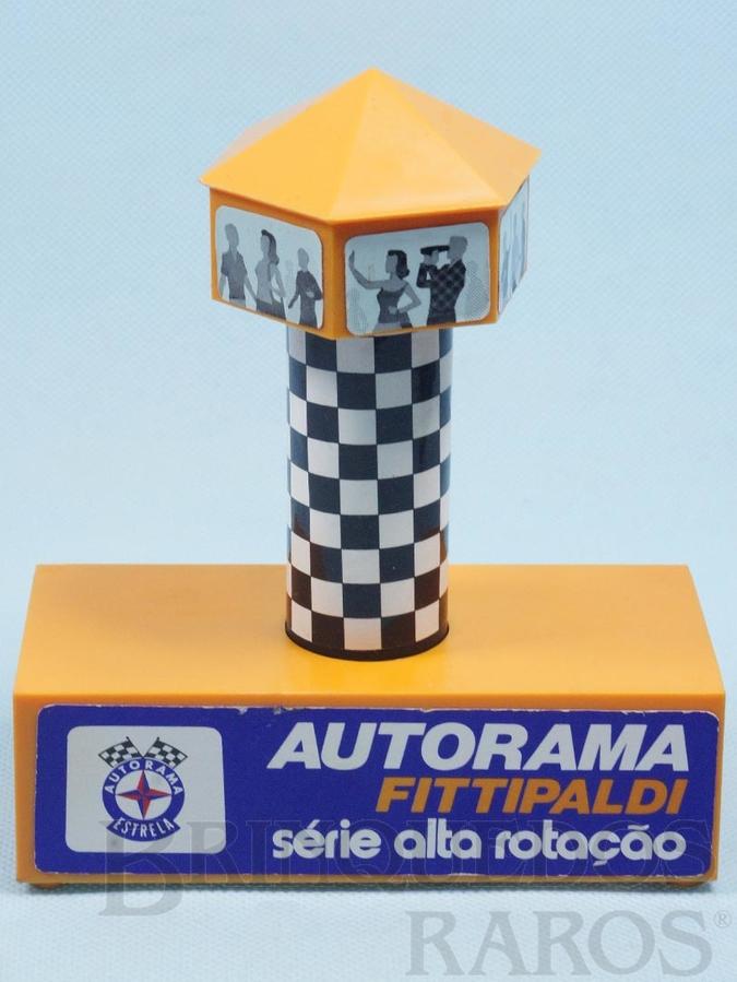 Brinquedo antigo Torre de Som Série Alta Rotação Ano 1978