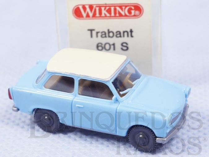 Brinquedo antigo Trabant 601 S Década de 1990
