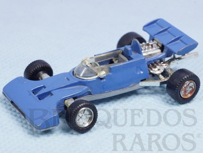 Brinquedo antigo Tyrrell Ford Formula 1 com 6,00 cm de comprimento Schuco Modell Brasilianische Schuco Rei