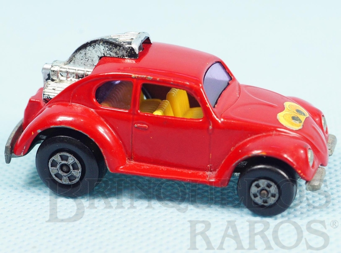 Brinquedo antigo Volks Dragon Superfast