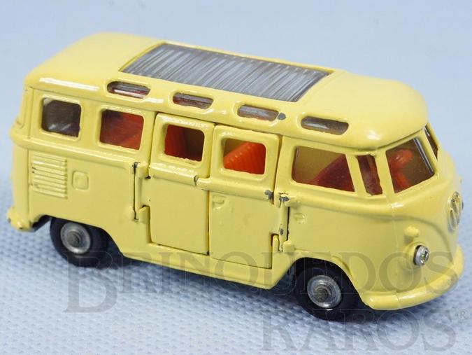Brinquedo antigo Volkswagen Kombi Série Road Master Impy Super Cars Década de 1970