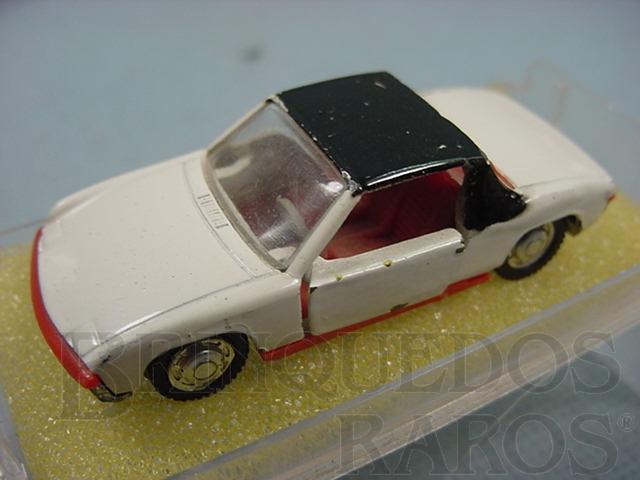 Brinquedo antigo Volkswagen Porsche Brasilianische Schuco Rei branco