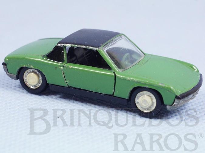 Brinquedo antigo Volkswagen Porsche Brasilianische Schuco Rei verde