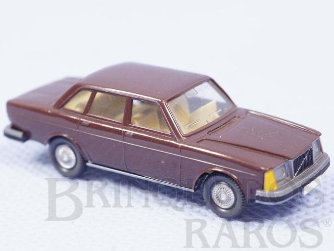 Brinquedo antigo Volvo 264 Década de 1980