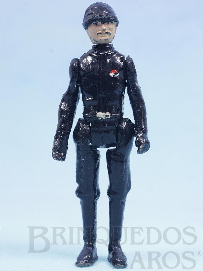 Brinquedo antigo White Bespin Guard Série Aventura na Galáxia Guerra nas Estrelas Star Wars Ano 1983