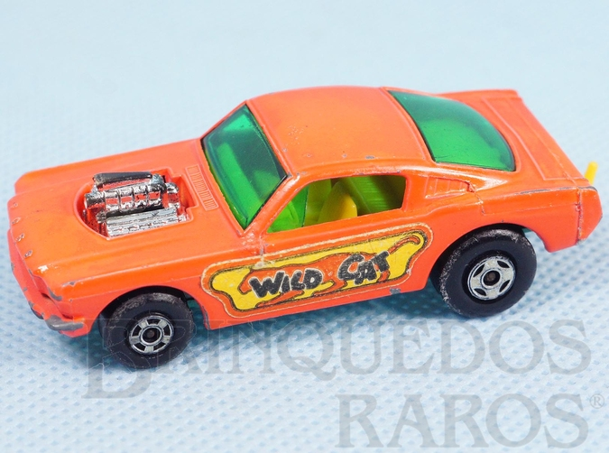 Brinquedo antigo Wild Cat Dragster Superfast Wildcat